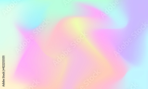 Abstract pastel background, tie dye colorful print.