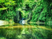 Nomizo Falls (Nomizonotaki, Kimitsu, Japan)