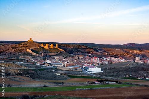 Photo Castillo de Molina de Aragón, Guadalajara, Castilla la Mancha, España