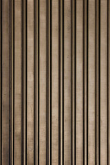 Background of an silver gray metal door.