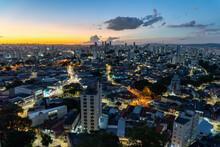 Sunset In The Metropolis - São Paulo Brazil