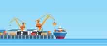 Metropolis Cargo Seaport