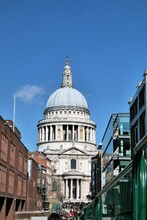 A View Of St Pauls Cathedral