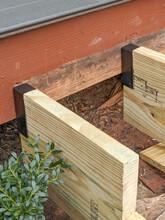 Building Wood Steps At Home Netrance Porch