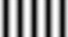 Striped Halftone Dots Grunge Wide Background