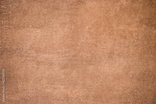 Fototapeta Abstract photo of the rough brown surface - perfect for background obraz