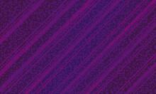 Purple Pattern Of Geometric Figures Or Blocks