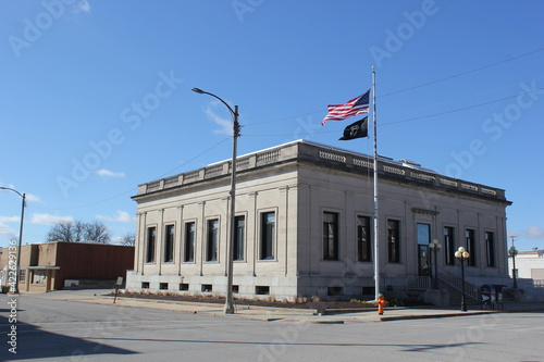 Fotografia Pontiac, Ilinois, USA