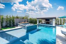 Luxury Backyard Pool