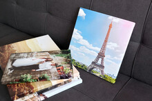 Canvas Prints. Photo Printed On Canvas With Gallery Wrapping On Stretcher Bar