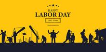 Happy Labor Day Design, Labor Vector Illustration, Labor Day, United States Of America