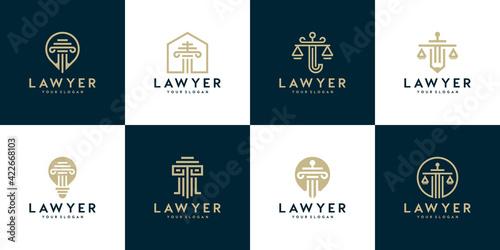Canvas logo collection