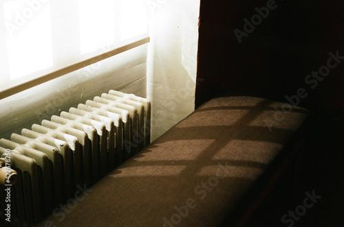 Fotografie, Obraz interior of a bedroom