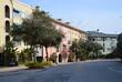 canvas print picture - Historisches Bauwerk in der Downtown von Tampa, Florida