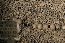 Katakomben In Paris