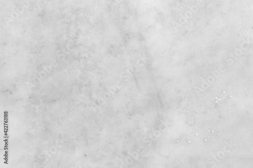 Obraz White marble tile floor texture and bckground seamless - fototapety do salonu