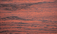 Red Mahogany With Black Veins, Close-up Of A Flat Surface Of Natural Wood.