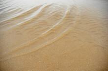 波紋と砂紋