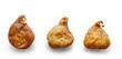 Leinwandbild Motiv various dried figs