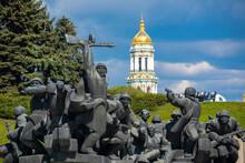 Museum Of The Great Patriotic War In Kiev..