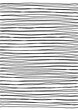 Hand drawn abstract pattern with hand drawn lines, strokes. Set of vector grunge brushes. wavy striped, Vector EPS 10 illustration