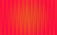 Gradients Geometric Abstract Background With Straight Lines And Round Tails.
