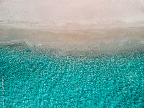 Obraz na płótnie Afternoon swim at Pinnaroo point located 30 minutes North of Perth CBD