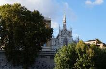 Church Of The Sacred Heart Of Jesus In Prati, Rome