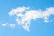 niebo błękitne