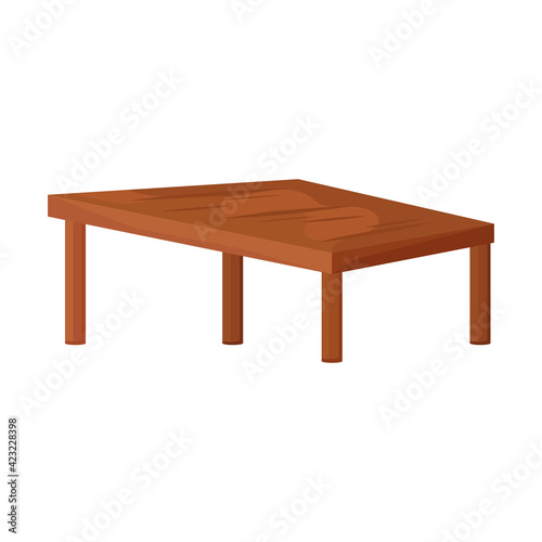 Fotografia, Obraz wooden dock icon