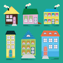 Six Buildings Constructions