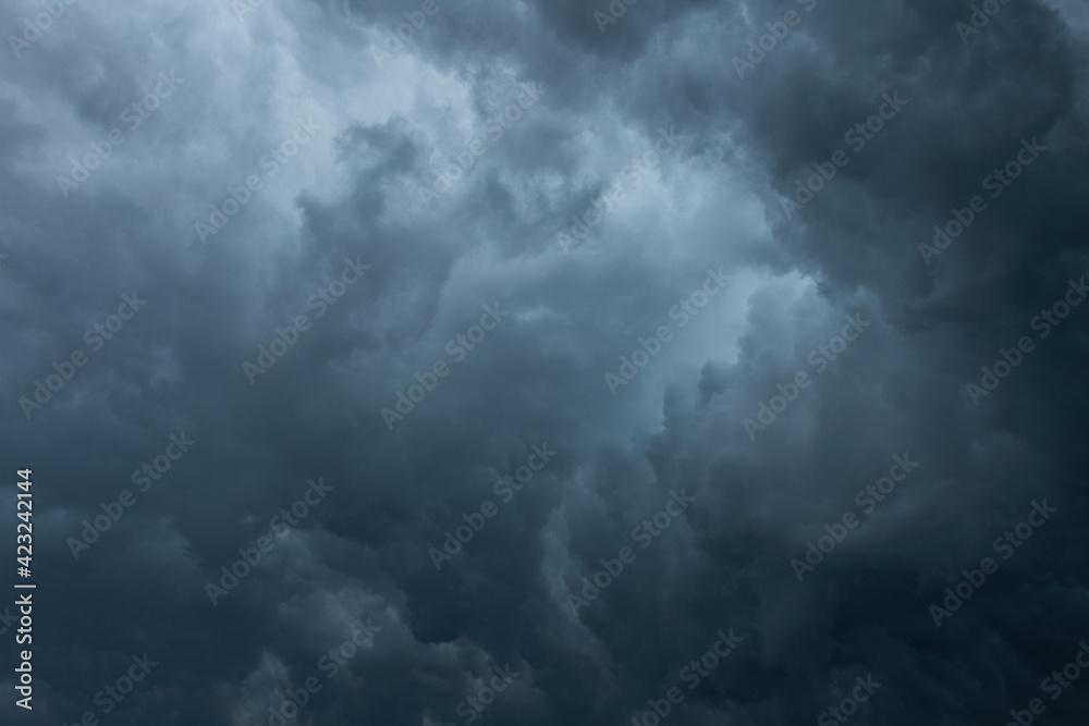 Fototapeta Wolken