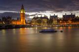 Fototapeta Londyn - westminster