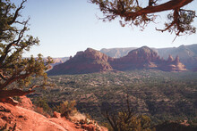 Sedona Red Rocks And Vistas
