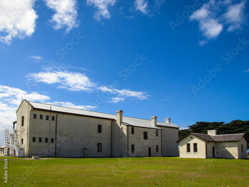 Quarantine Station in Point Nepean Fototapeta