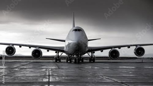 Foto Jumbo Jet