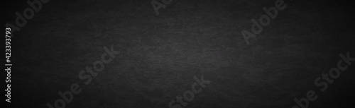 Fototapeta Black abstract textured grunge web background - Vector obraz