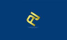AZ ZA Abstract Initial Monogram Letter Alphabet Logo Design