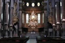 Napoli - Altare Maggiore Del Duomo