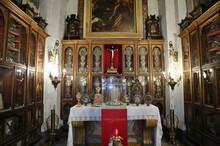 Napoli - Cappella Delle Reliquie Del Duomo