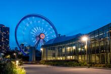 Chicago Navy Pier Riesenrad