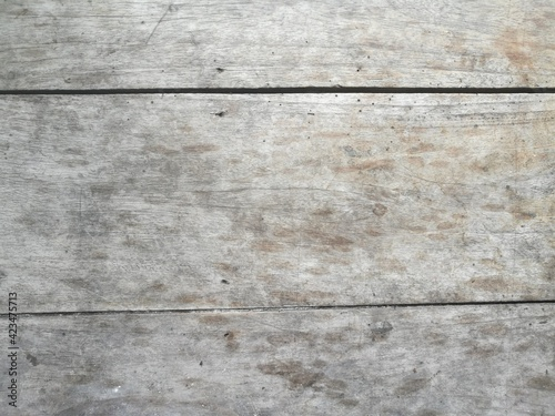 Obraz The texture of the old wood gray - fototapety do salonu