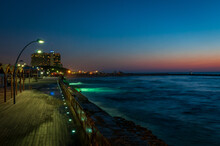 Israel Tel Aviv Harbor Port