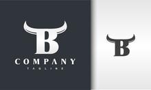 Initial B Horn Logo