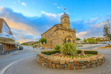 Town Hall In Albany Australia