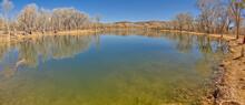 East Lagoon At Dead Horse Ranch State Park AZ