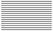 Random straight parallel lines, stripes geometric abstract vector element