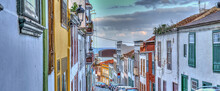 Santa Cruz De La Palma, Spain, HDR Image
