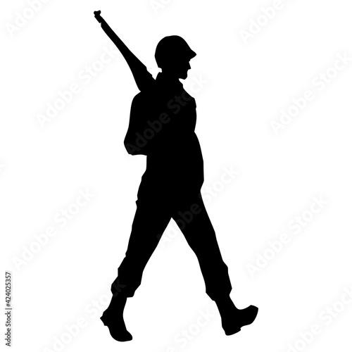militar Fototapet