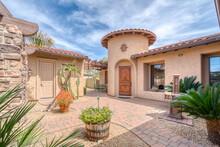 Spanish Southwestern Home In Arizona